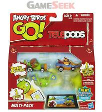 ANGRY BIRDS GO TELEPODS MULTI-PACK - ACTION FIGURES BRAND NEW FREE DELIVERY