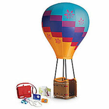 NIB AMERICAN GIRL SAIGE Hot Air Balloon Set -- Complete NRFB