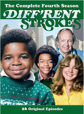 Diff'Rent Strokes: Season 4 - 3 DISC SET (2012, REGION 1 DVD New)