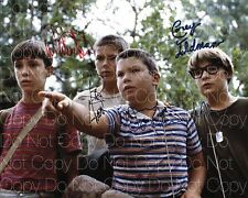 Stand By Me signed 2 Phoenix Feldman Wheaton 8X10 photo picture poster RP