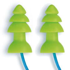 2 Packs Reusable Earplugs--Moldex Comets Full blocking Uncorded 6421 ear plugs