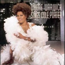 DIONNE WARWICK - Sings Cole Porter (CD 1990) USA First Edition EXC Soul-Jazz