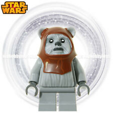 LEGO Star Wars Minifigure - Chief Chirpa ( Ewok , 8038 , 10236 )
