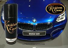 AEROSOL CAN OF BMW SAN MARIO BLAU. MOTORCYCLE, AUTOMOTIVE, HOT ROD, GUITAR, PPG