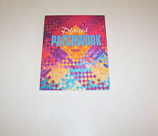 """Plaited Patchwork"" Quilt Pattern Book Paperback American Quilter's Society"