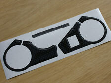 GSX-R 1000 Carbon Fibre Effect Yoke Cover to fit Suzuki 2009 - 2014 (K9 - L4)