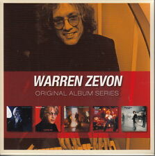 Warren Zevon /  Excitbable Boy, Stand in the Fire, The Envoy, u.a. (5CDs,NEU!)