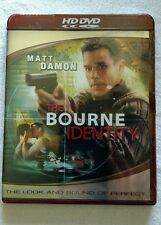 The Bourne Identity (HD-DVD, 2007) Plays only on HD-DVD players