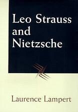 Leo Strauss and Nietzsche-ExLibrary