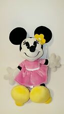 "Disney Minnie Mouse Sample Plush Doll 14"" tall Very Rare Item 2014"