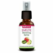 SVELTE SLIMMING SPRAY with Garcinia, Green Coffee Bean, Raspberry Ketones, 5-HTP