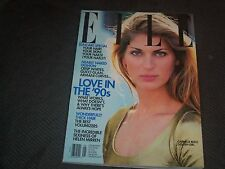 1995 MAY ELLE MAGAZINE - GABRIELLE REECE FRONT FASHION COVER - O 7030