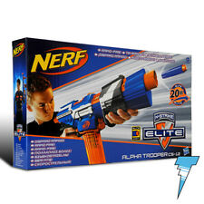 NERF N-Strike Elite Alpha Trooper CS-12 inkl. 12er Clip und 12 Darts