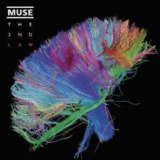 Muse - The 2nd Law -  (jewelcase) CD WARNER BROS