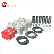 PISTONE E ANELLO SICUREZZA SET NISSAN RD28-TURBO PER PATROL & SAFARI 2.8 LITRI