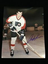 ANDRE LACROIX PHILADELPHIA FLYERS AUTOGRAPHED 8X10 PHOTO #7 W/COA