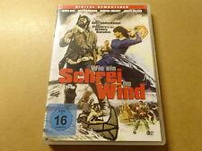 DVD / WIE EIN SCHREI IM WIND (OLIVER REED, BARBARA CHILCOTT)