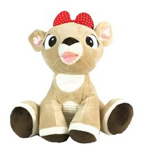 "Rudolph 8"" Plush CLARICE the CHRISTMAS REINDEER ~NEW~"