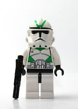 LEGO Star Wars MiniFigure - Clone Trooper Ep.3 (Green Markings) Set 7260