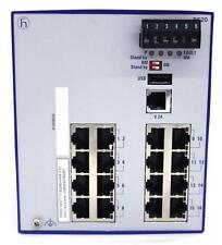 Hirschmann RS20 Rail Switch - RS20-1600T1T1SDAEHH06.0.01