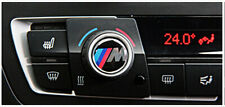 Air Conditioning M Sport Button i Multimedia Logo Emblem Sticker for BMW 18mm