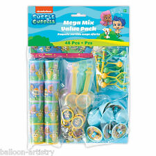 48 Piece Bubble Guppies Children's Party Gift Toys Loot Favour Pack Set