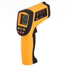 GM-900 Non Contact Laser Infrared IR Digital LCD Thermometer Tester °C °F