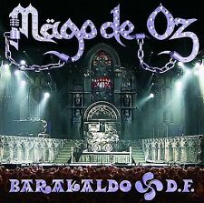 Mägo de Oz, Barakaldo D.F. (CD/DVD), Excellent