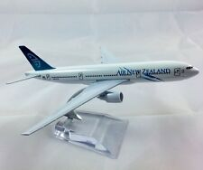 16cm Boeing 777 Air New Zealand Airline Metal Plane Model Aeroplane Airways Toys