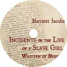 Incidents in the Life of a Slave Girl, Harriet Jacobs Audiobook on 1 MP3 CD