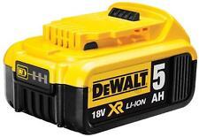 Dewalt Genuine DCB184 18V 5.0Ah XR Lithium-Ion Slide Battery 18 Volt Li-Ion