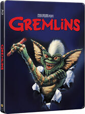 Gremlins Steelbook Blu-Ray OOP New & Sealed U.K Limited Edition.