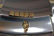 Klebegewichte GOLD Alufelgen Felgen Gewichte hochglanzverdichtet Gewicht Felge