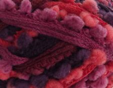 Sirdar ARUBA Frilly Scarf Knitting Wool / Yarn 100g - 0808 SANTANA