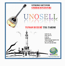 STRING SET FOR GREEK STRING INSTRUMENT BOUZOUKI NEW !!!!!!!!!!!!!!!!!!!!!!!!!!!