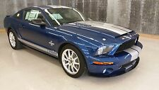 2008 Ford Mustang Shelby GT500KR Coupe 2-Door