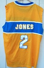 N B A INDIANA PACERS # 2 JONES OLD SCHOOL BASKETBALL JERSEY SIZE MEN'S LARGE