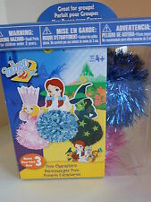 WIZARD OF OZ POM CHARACTERS CRAFT KIT MAKES 3 GREAT ART PROJECT PARTY FAVOR NEW