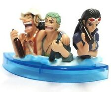 KO One Piece Brock Figure Zoro Usopp Robin Prize Japan anime