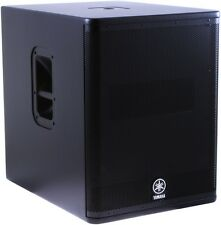 "Yamaha DXS15 (15"" Powered Subwoofer)"