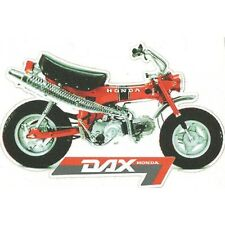 DAX Sticker 90mm x 68mm D1/1