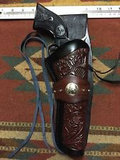"Ruger Single Six Nine & Ten 5.5"" 6.5"" Cowboy Western Drop Holster"