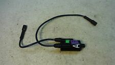 1981 Kawasaki KZ1000 J KZ 1000 K381-1. ignition coil A with wires