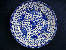 PHOENIX BIRD/FLYING TURKEY-NORITAKE-c1920's-SALAD PLATE(S)-RARE MARK! EXCELLENT!