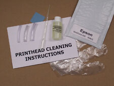Epson WorkForce 600 Printhead Cleaning Kit (Everything Included) 454KJI