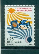 Italia Repubblica 1967 - B.1159 - Giornata del Francobollo