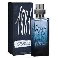 Parfum CERRUTI 1881 MEN BELLA NOTTE EDT 125ML Neuf Et Sous Blister