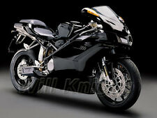 Motorcycle Injection Racing Body Faing Kit for Ducati 749 999 2005 2006 Black