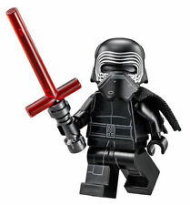 LEGO Star Wars 75104 MiniFigure KYLO REN new + Weapon + Hood