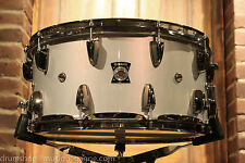 Yamaha Loud Series 7x14 Solid Silver Oak Snare Drum - MADE IN JAPAN - New!